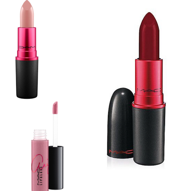 Viva Glam lipsticks - beauty that gives back!