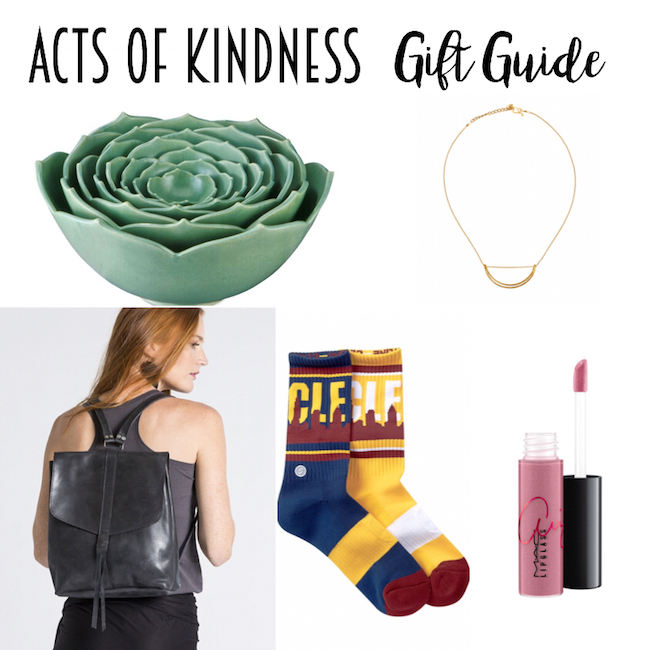 Acts of Kindness Gift Guide - I love this idea!