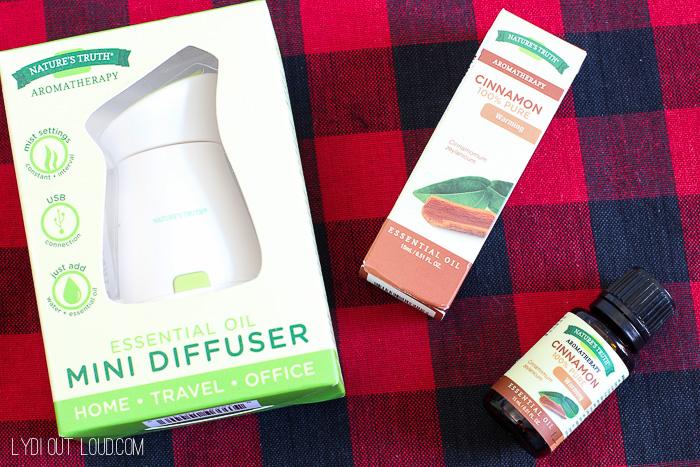 Nature's Truth Essential Oil Mini Diffuser