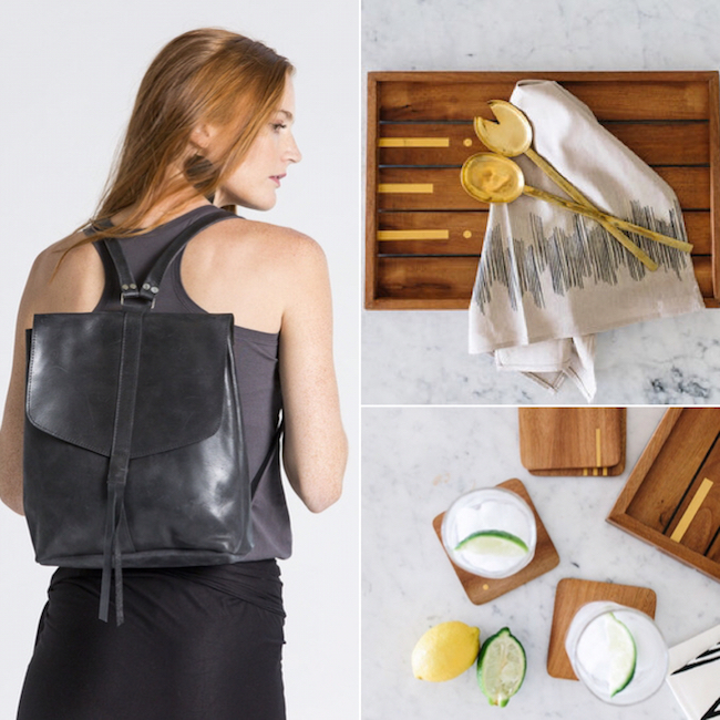 Raven & Lily is a rad fashion and homewares shop that gives back to charities
