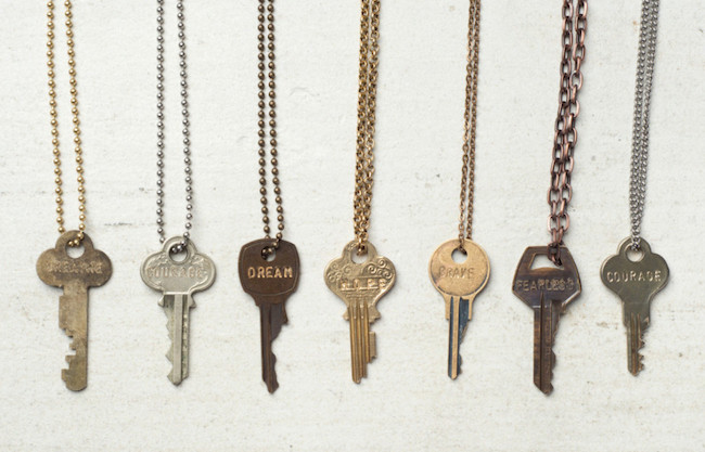 The Giving Keys - love this RAOK gift idea!