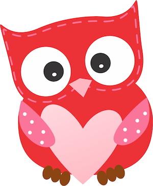 DIY Owl Planner Clips