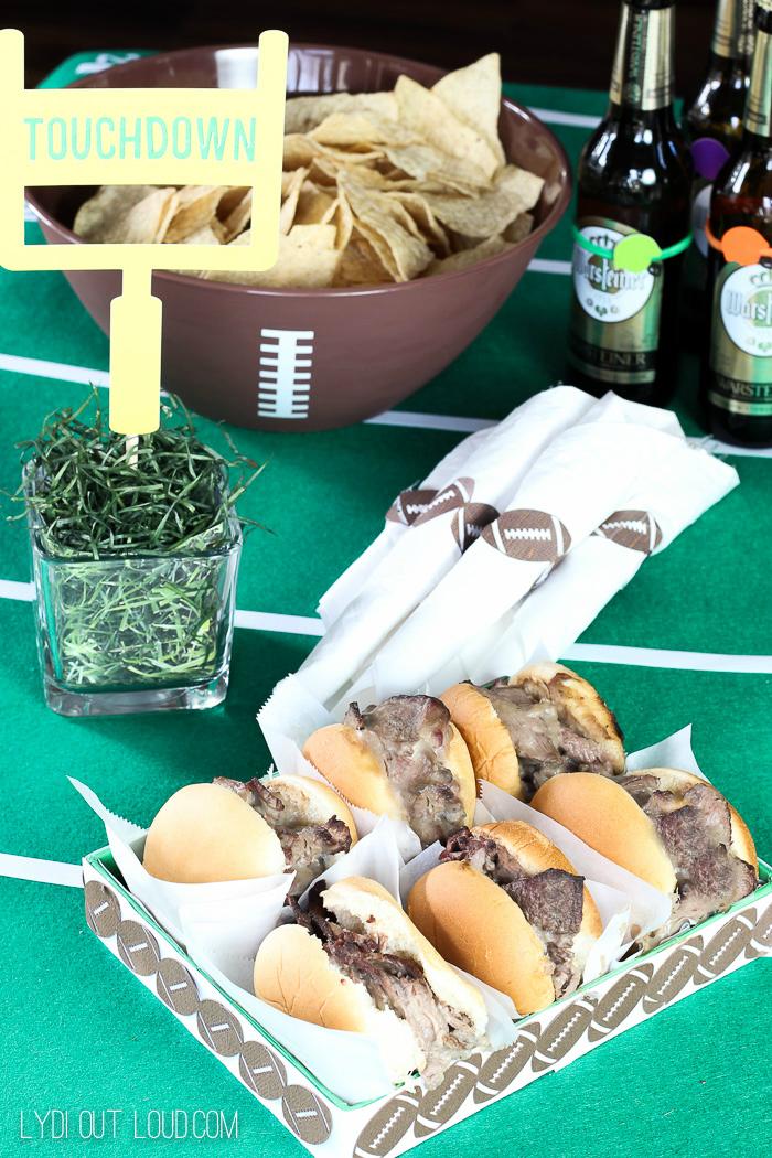 Beer Braised Pot Roast Sliders