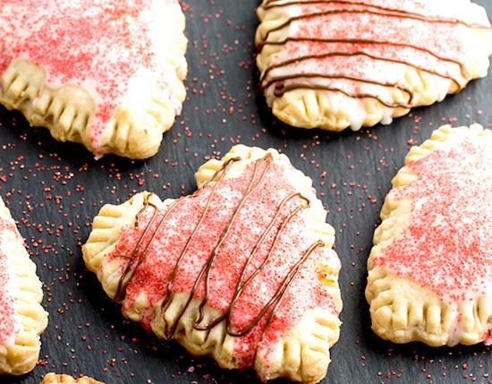 Chocolate Cherry Pop-tarts