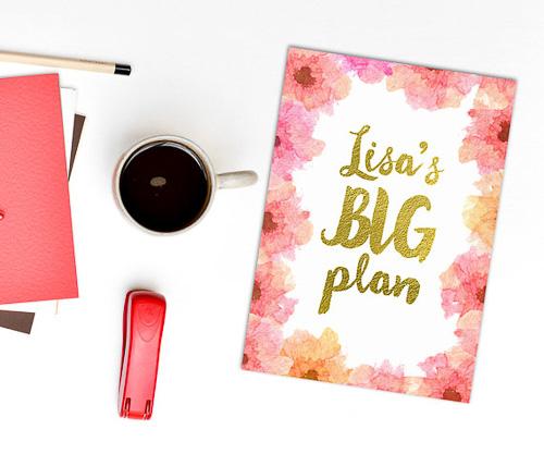 Creative Planner Accessories