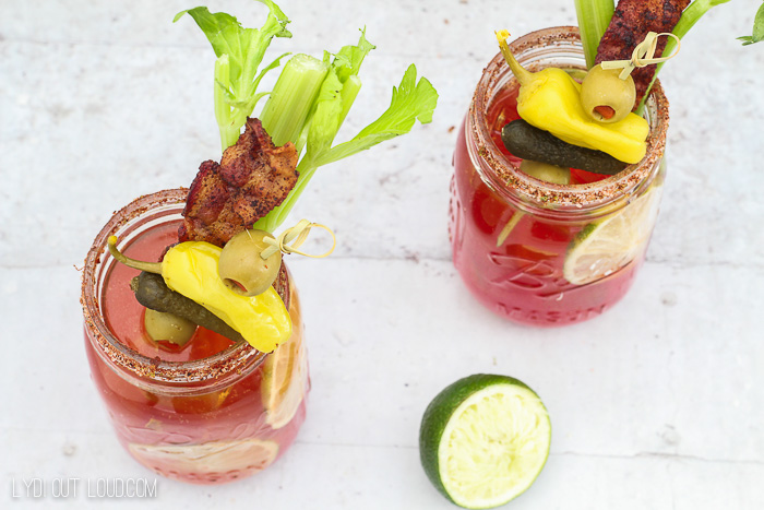 Michelada (Mexican Bloody Mary) Recipe