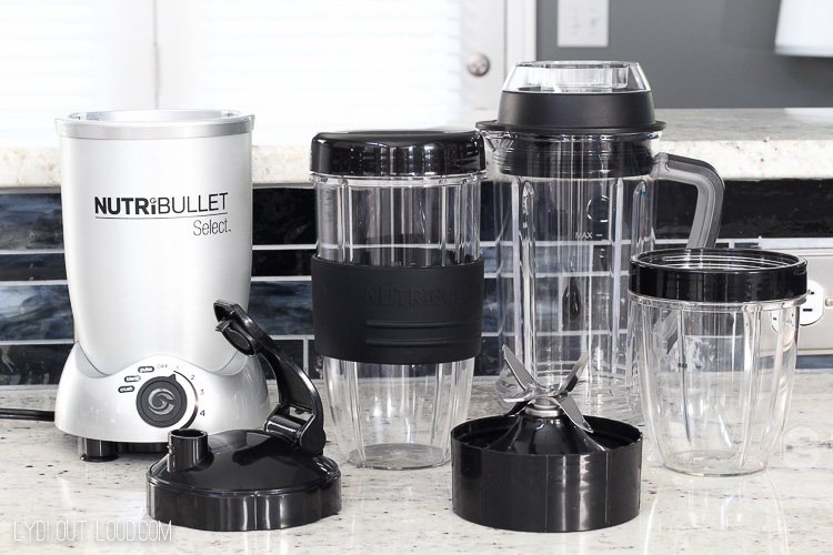 Nutribullet - my favorite tool for making delicious smoothies!