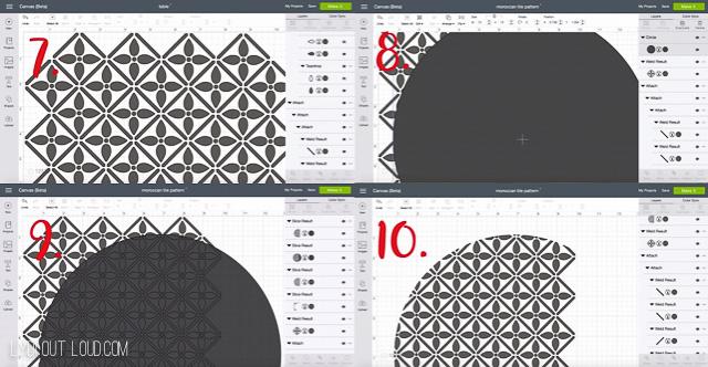 How To Create A Custom Stencil Design With Cricut Lydi