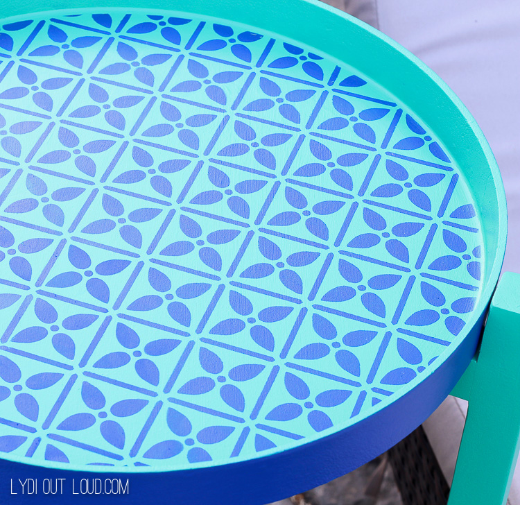 How to Create a Custom Stencil Design with Cricut - Lydi Out Loud