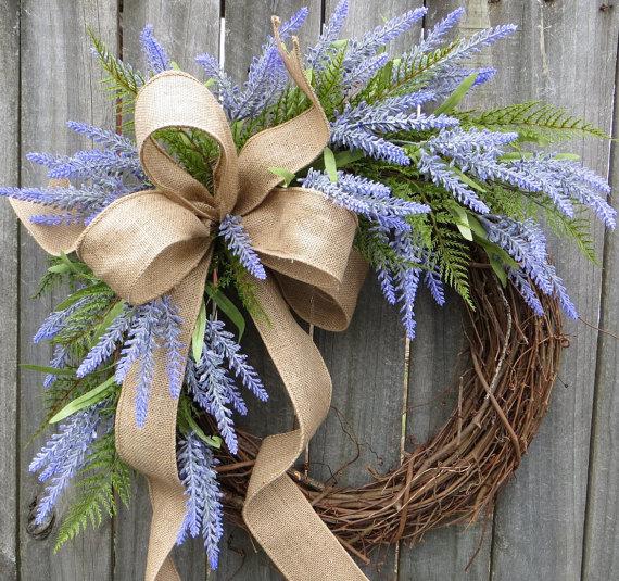 Spring Mesh Wreaths