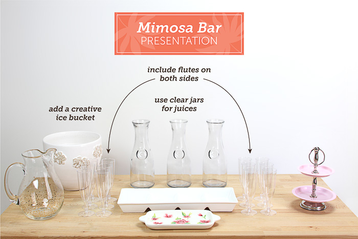 The ultimate Mimosa Bar Guide!