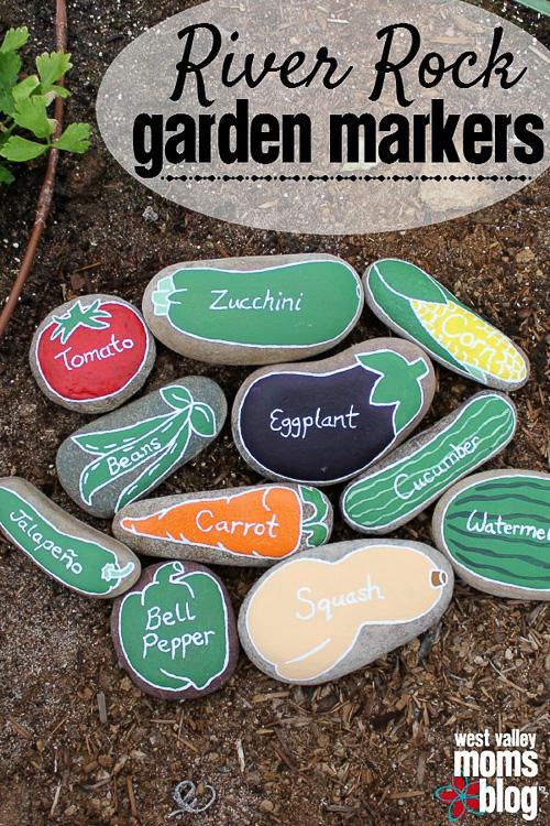 20 Darling Garden Markers!