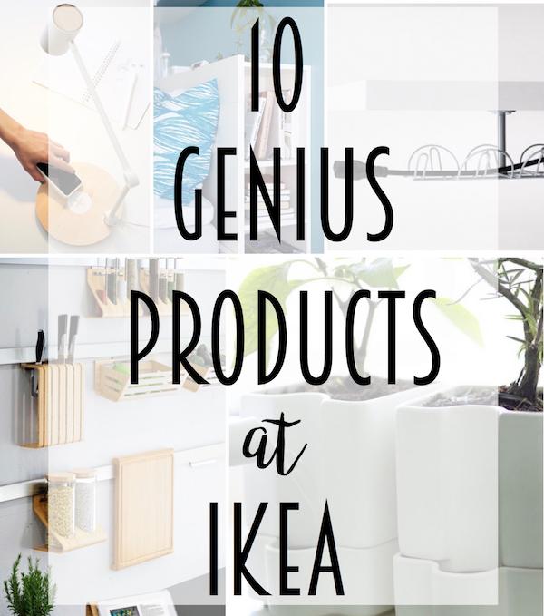 Genius ideas at IKEA!