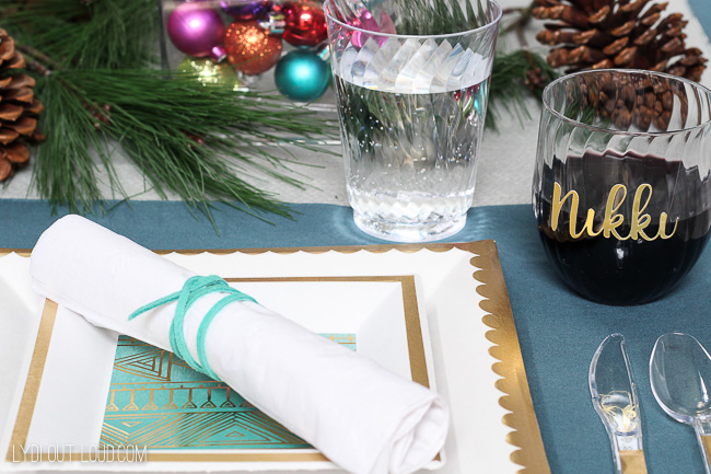 How to Create a Boho Glam Tablescape