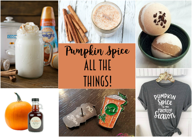 Pumpkin Spice all the Things! #pumpkinspice #psl