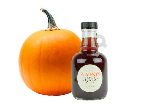 Gourmet Pumpkin Spice Syrup