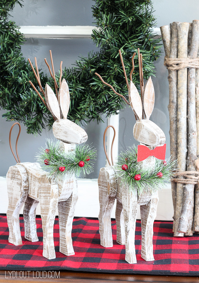 How To Add Rustic Christmas Decor To Any Design Style Lydi Out Loud