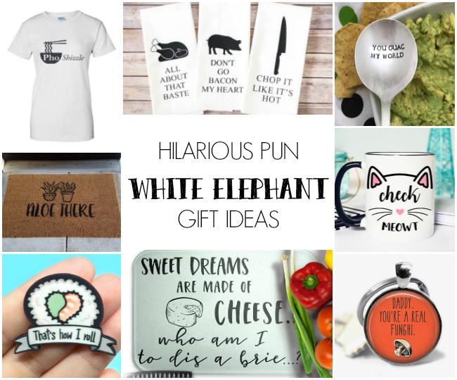 15 Hilarious Pun Gift Ideas