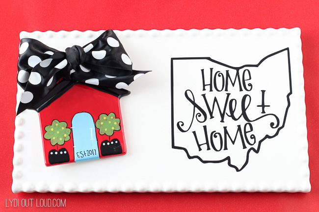 Home Sweet Home Sign #personalizedgiftideas #housewarminggifts #giftideas