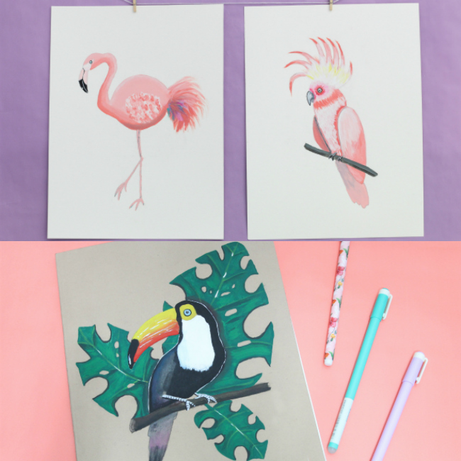 If I Can Paint, So Can You! Make with Paint GIVEAWAY