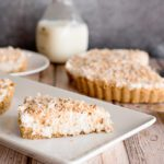 Recipe for Coconut Cheesecake Tart