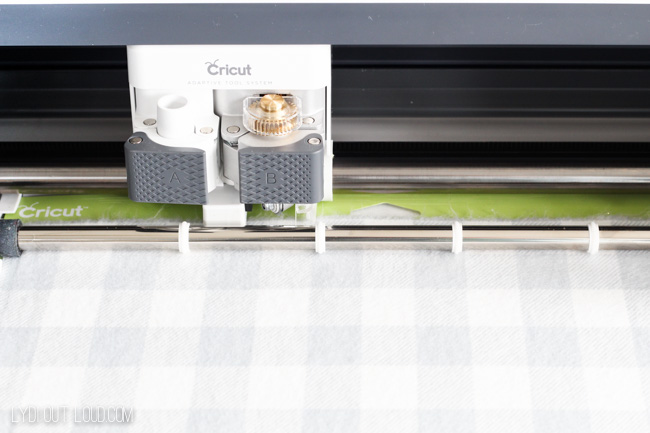 Cricut Maker rotary blade for cutting fabric