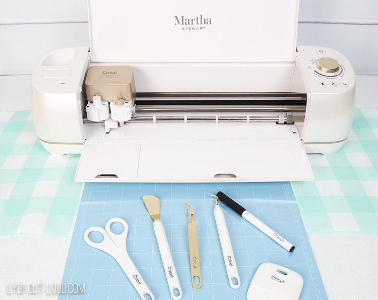 Martha Stewart Cricut Bundle