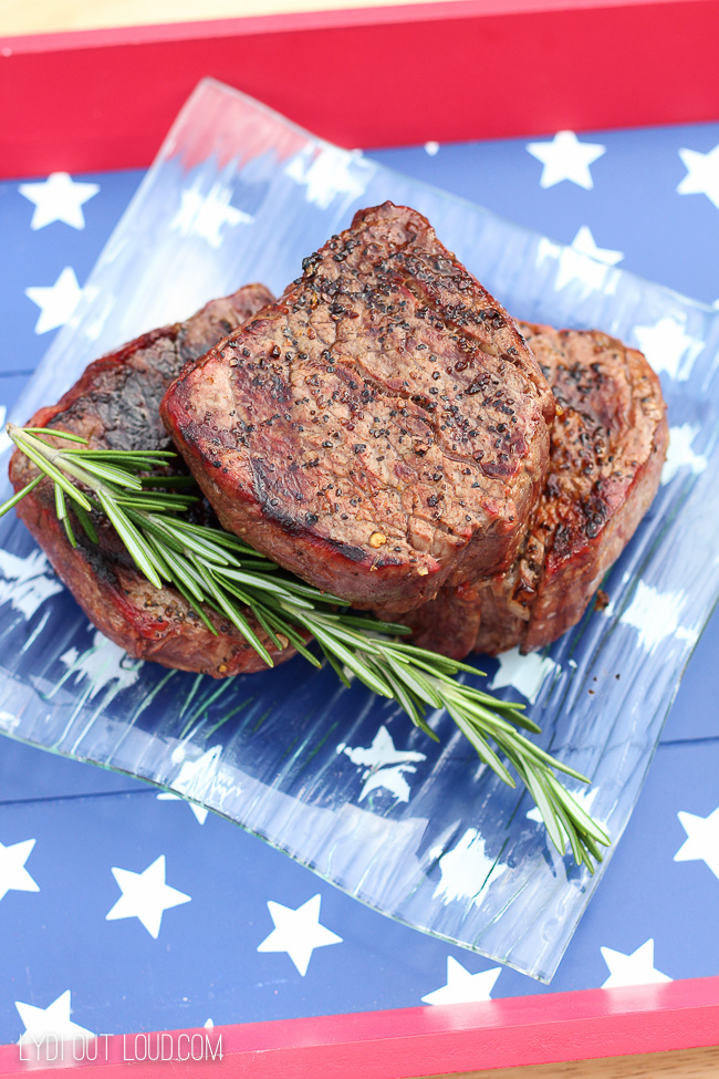 How to master grilling filet mignon!