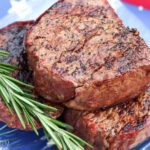 Foolproof Grilled Filet Mignon