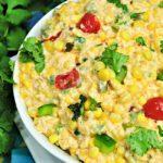 Delicious Zesty Spicy Corn Dip