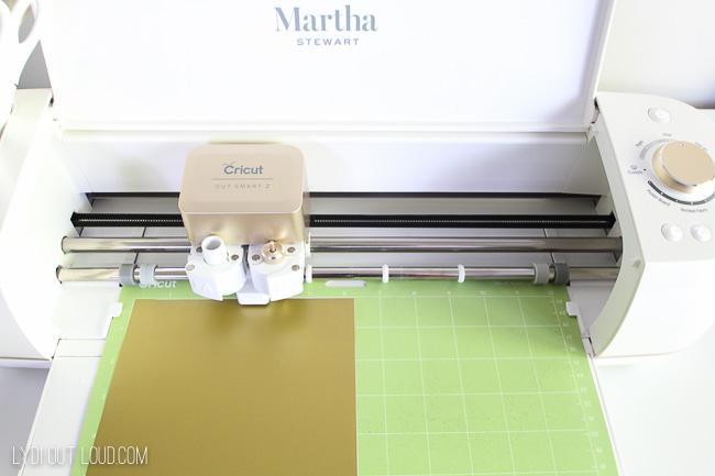Cricut Martha Machine