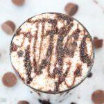Delicious Peanut Butter Cup Latte Recipe