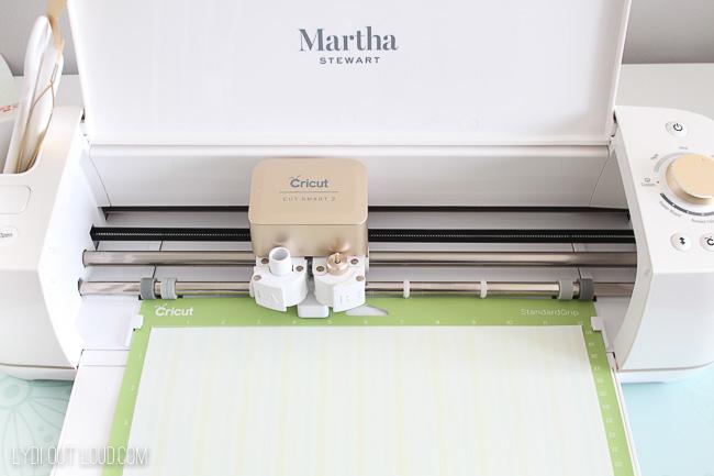 How to use Cricut iron-on