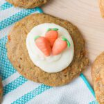 Delicious Carrot Cake Cookies