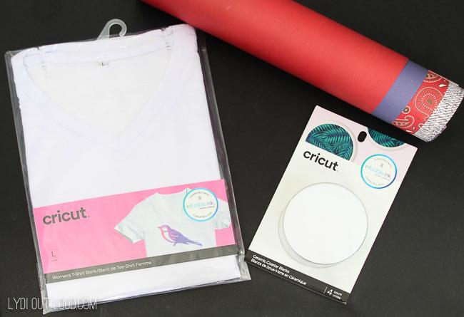 Cricut infusible ink materials