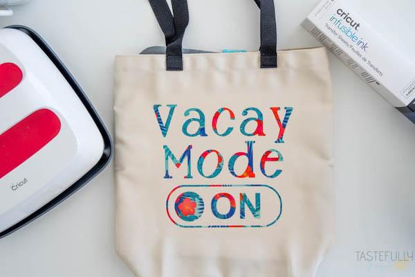 Vacay Mode Tote