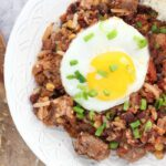 Southwest Skillet Steak and Eggs