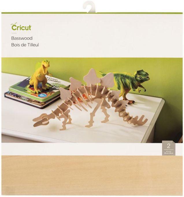 Cricut basswood