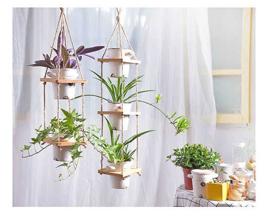 Simple Hanging Planter