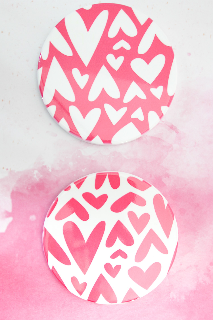 Sublimation Ceramic Coasters