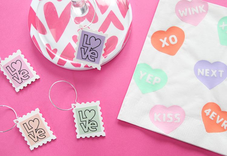 Cricut Valentine's Day crafts