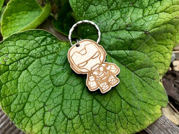 ironman keychain