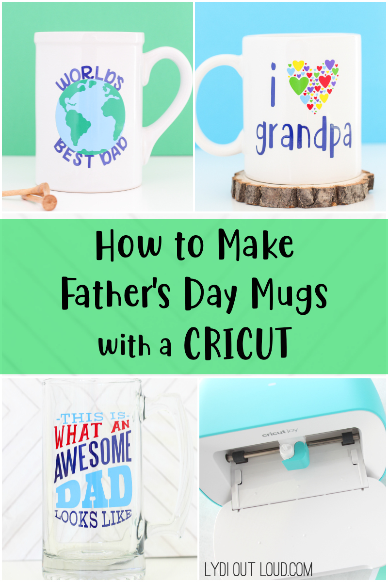 How to Decorate a Mug for Father's Day