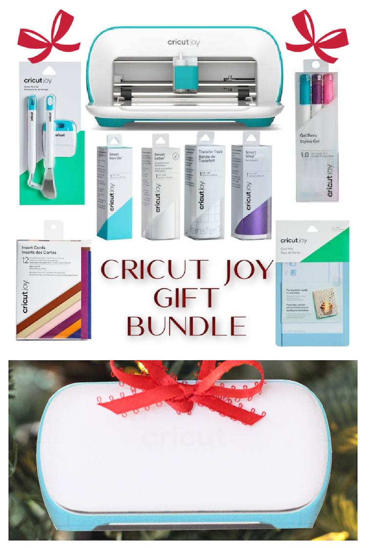 The perfect Cricut bundle to get started crafting with a Cricut Joy! via @lydioutloud