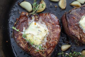 Herb Crusted Filet Mignon Recipe