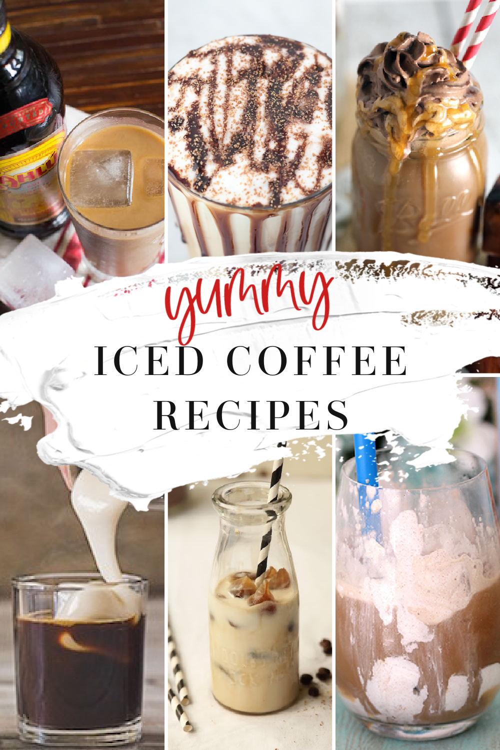 The Best Iced Coffee Recipes You Have to Try! via @lydioutloud