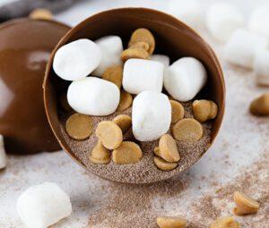 fluffer nutter cocoa bomb fillings